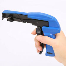 Cable Zip Gun Installation Nylon Tie Cutting Tensioning Fastener Tensioner Tool