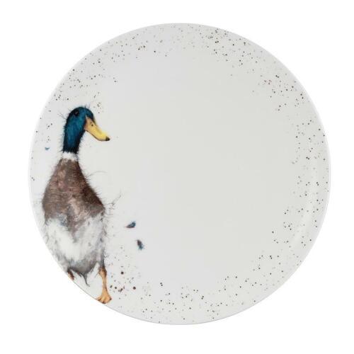 Royal Worcester Wrendale Duck Dinner Plate