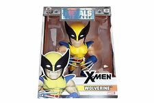 "Jada X-Men Wolverine M138 4"" Metals Diecast Action Figure 97902"