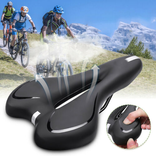 SGODDE Bike Cycle Bicycle Extra Comfort Gel Pad Cushion Cover Saddle Seat  yu1