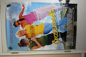 Crossroads-27-034-x40-034-2-Sided-ORIGINAL-Movie-Poster-Brittany-Spears-Anson-Mount
