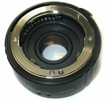 Vivitar 2X Teleconverter Doubler Fo Sony Alpha A700 A200 A100 Minolta Camera