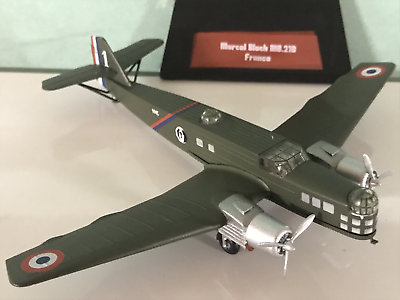 FRANCE Bomber Air POTEZ 540 /_40 Altaya 1:144 Bombardiere