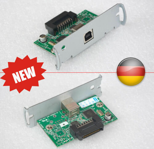 NEW USB INTERFACE CARD M148E EPSON TM-T88II TM-T88III TM-U675 TM-U22 UB-U03II