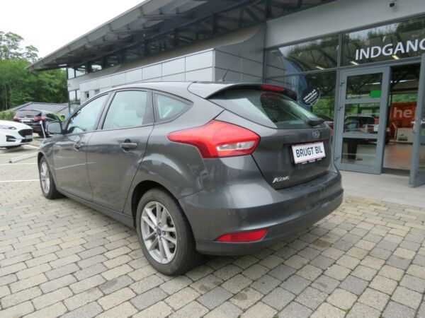 Ford Focus 1,6 Ti-VCT 125 Edition aut. billede 2