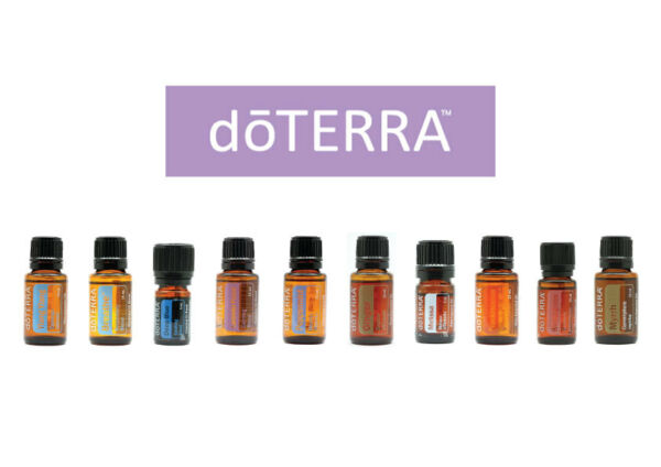 doTERRA Authentic Essential Oil 5ml or 15ml New Factory Sealed + FREE Shipping