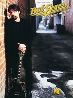 Bob Seger Greatest Hits 2 Sheet Music Piano Vocal Guitar Songbook 000306566