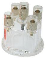 Vw Transparent Distributor Cap (clear) Empi 8790