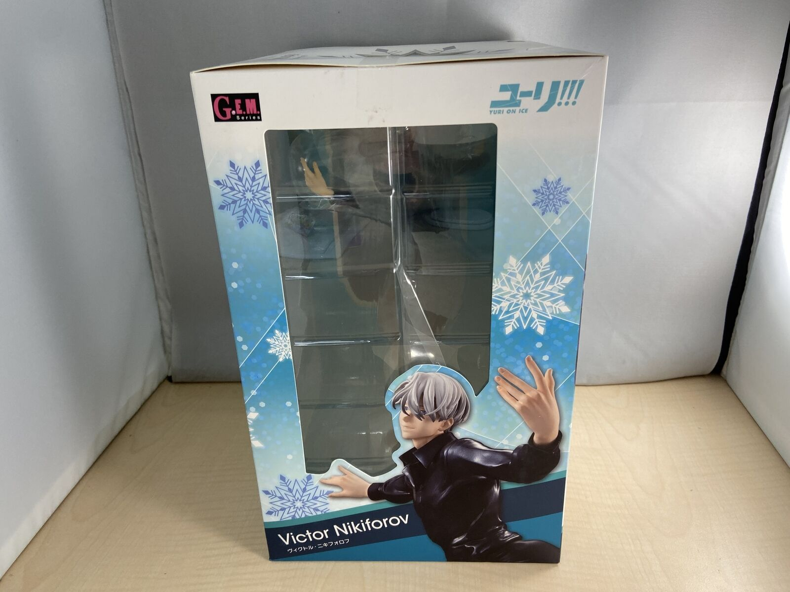 G.E.M. series Yuri      on ICE Viktor Nikifortov 1 8 PVC Figure