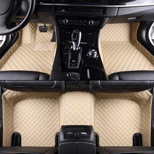 Mercedes Benz SLK R172 BJ 11-16 Fußmatten Fußraum Automatten Schalen Matten