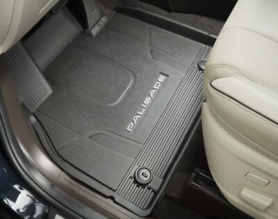Truck Interior Accessories >> OEM 2020 Hyundai Palisade ALL WEATHER FLOOR MATS, SET OF FOUR (S8F13-AU000) | eBay
