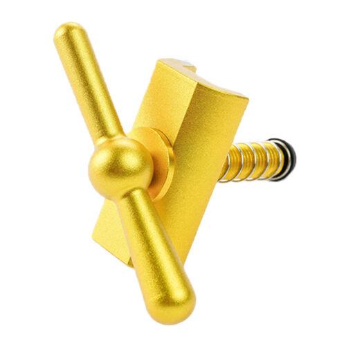 Magnetisch klappbarer Fahrradscharnierklemmhebel für Brompton Frame Lock