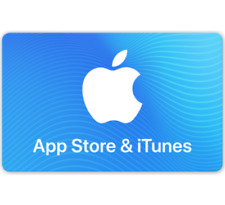 $50 App Store & iTunes Gift Card for only $42.50 - Emailed