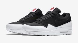 Nuevo Nike Air Max 1 Qs los 6 Toronto Drake Ovo Negro Blanco