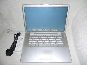 Apple MacBook Pro 154034 Laptop 24GHz  Intel Core 2 Duo WiFi Early 2008 - Margate, United Kingdom - Apple MacBook Pro 154034 Laptop 24GHz  Intel Core 2 Duo WiFi Early 2008 - Margate, United Kingdom
