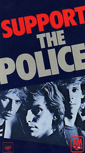 ADESIVO-THE-POLICE-ORIGINALE-DELL-039-EPOCA-NUOVO