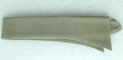 Van Heusen collar vintage 1930s GREEN olive drab 14.5 semi-stiff near-perfect