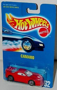 Hot-Wheels-93-Camaro-UH-Wheels-White-Int-Blue-Card-Collector-262-Malaysia-1995