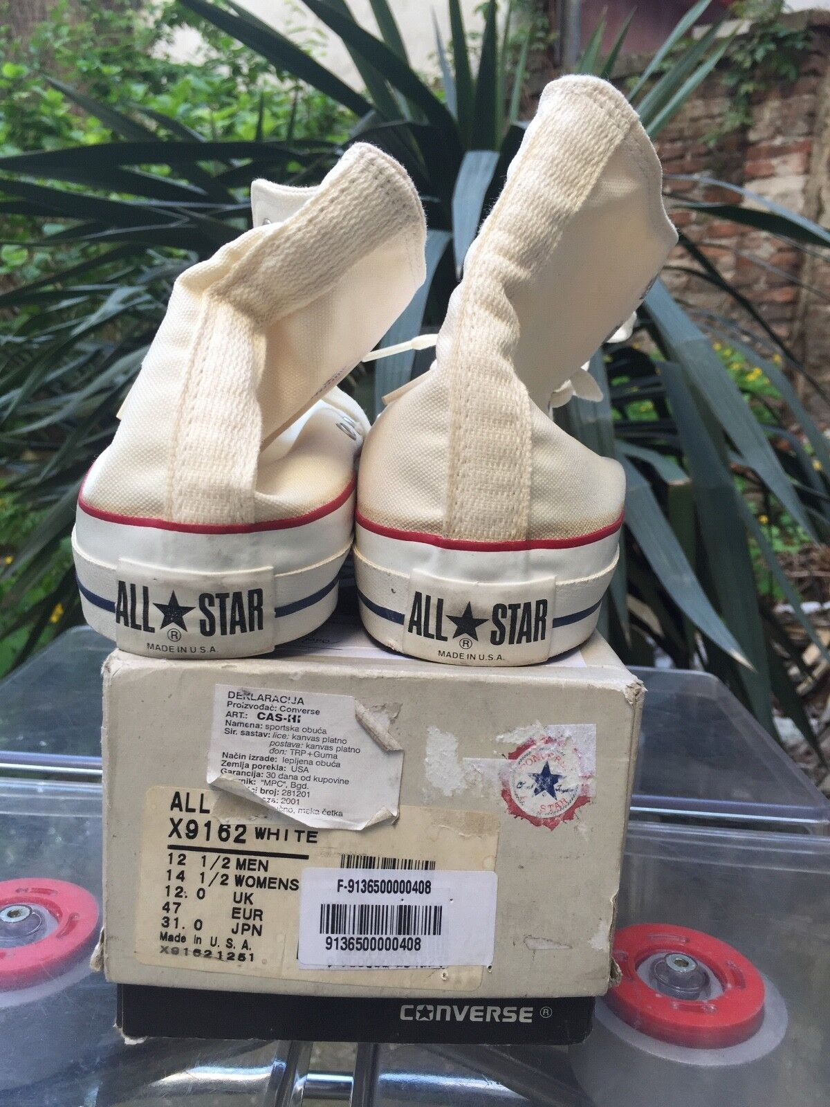 Converse Made All Star Vintage Made Converse In USA 451ef8