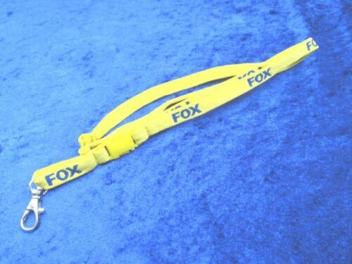 Volkswagen VW Fox llavero amarillo ++ ++ el original