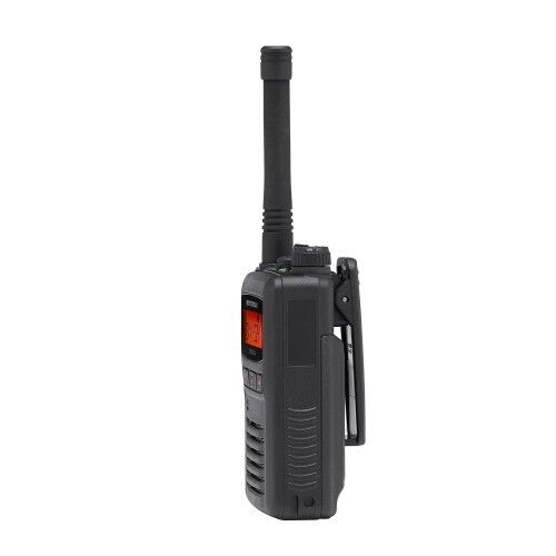 Motorola MEVX-S24-BLK black 3W 256CH UHF 403-470 digital DMR submersible radio