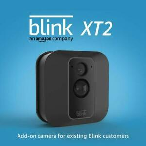 Blink XT2 Wi-Fi 1080p Add on Indoor/Outdoor Security Camera | add-on camera only