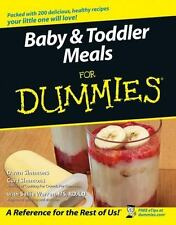 Baby and Toddler Meals For Dummies Simmons, Dawn, Simmons, Curt, Warren, Sallie