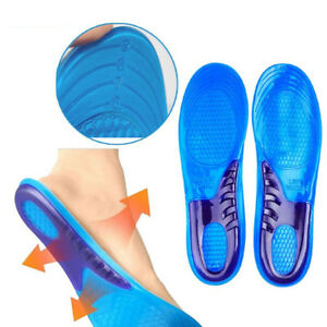 Orthotic-Work-Boots-Gel-Insoles-Shoe-Inserts-Arch-Support-Pads-Massaging-Feet