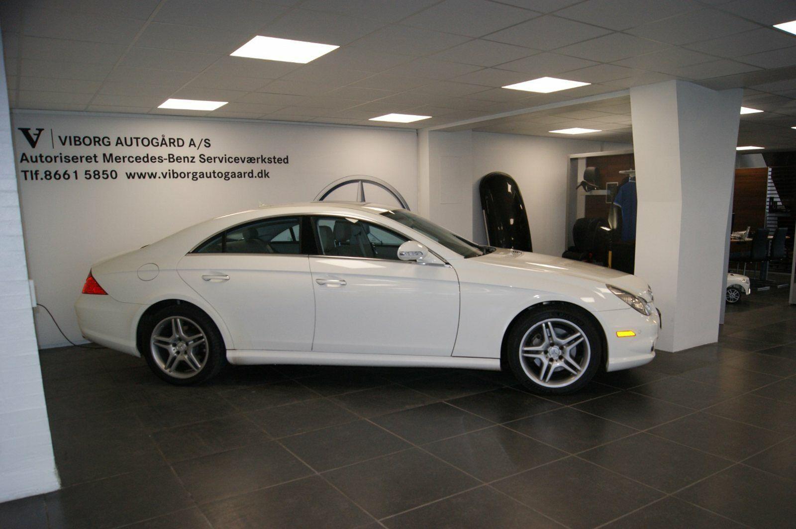 Mercedes CLS500 5,5 aut. 4d - 125.000 kr.