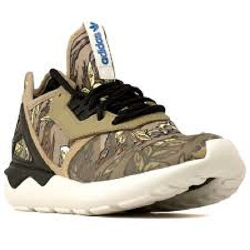 ADIDAS TUBULAR RUNNER 1.0 LOW SNEAKERS MEN SHOES FANTASY SAND B35638 SIZE 12 NEW