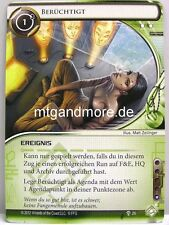 1x Diversified Portfolio #026 Android Netrunner LCG System Crash Corporation