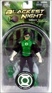 "Blackest Night Series 6 Green Lantern Hal Jordan 6/"" Action Figure DC Direct Toys"