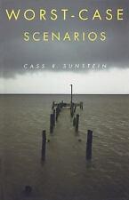 Worst-Case Scenarios Sunstein, Cass R. Paperback