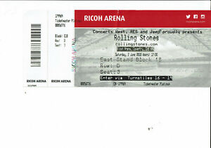 Rolling-Stones-No-Filter-Tour-Coventry-2-6-2018-Used-ticket-stub
