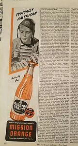 1944-Mission-orange-soda-American-little-girl-Coast-Guard-hat-ad
