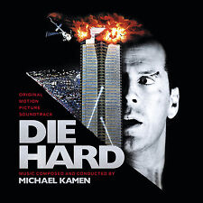 DIE HARD Michael Kamen 2-CD SET La-La Land SOUNDTRACK Score Ltd Ed of 2000 NEW