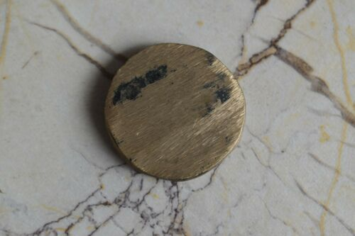 Vintage Die SUN Pendent Making Brass Hand Casting Jewelry Mold Stamp Seal