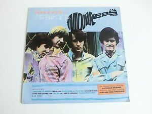 The-Monkees-then-amp-now-The-Best-Of-LP-Combined-Shipping-Option