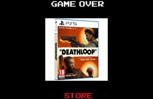 Deathloop Ps5 Playstation 5 Videogame Nuovo ITA