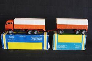 Nacoral Volvo FB89 truck + Trailer 1:50 #201 + 202 (J&KvW)