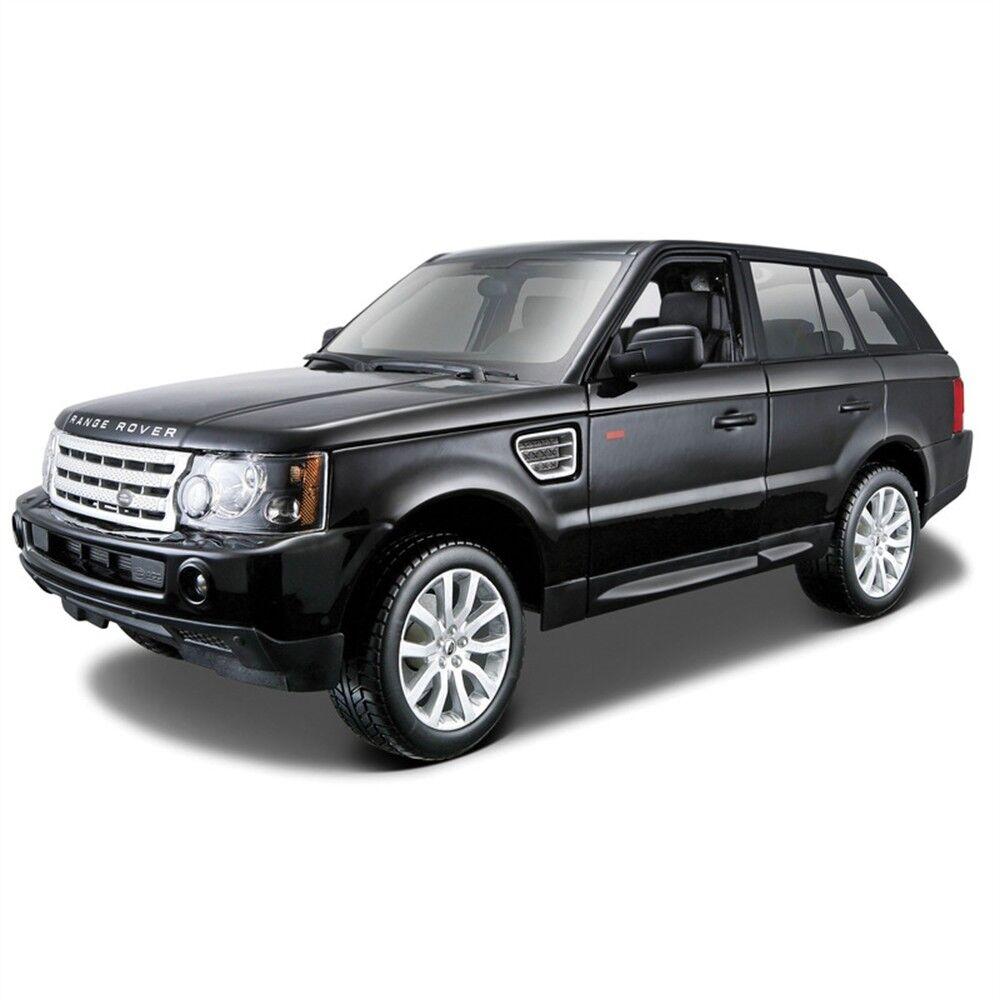 1 18 Range Rover Sport - 118 Bburago Diecast Model Car