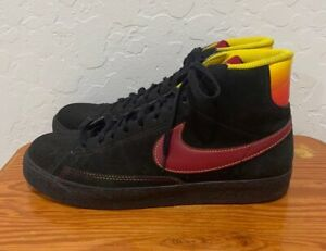 Mens Nike NYX Ankle Height Tennis Shoes