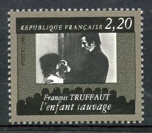 STAMP-TIMBRE-FRANCE-NEUF-N-2442-CINEMATHEQUE-FRANCOIS-TRUFFAUT