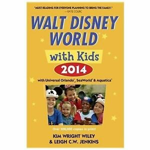 Fodor-039-s-Walt-Disney-World-with-Kids-2014-with-Universal-Orlando-SeaWorld-amp-Aqu