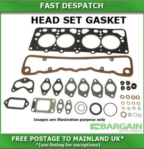 HEAD SET GASKET FOR FIAT PANDA 141A/_ 1 01//86-04//92 3038