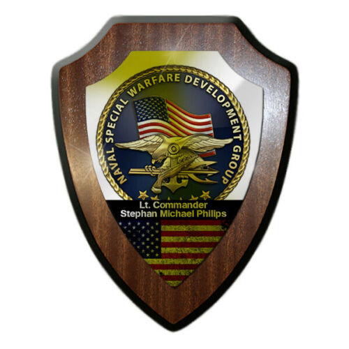 Wappenschild DEVGRU Lt Commander #23561