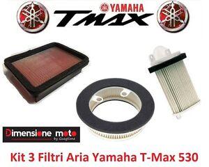 710903-KIT-3-FILTRI-ARIA-034-SGR-034-tipo-originale-per-YAMAHA-T-Max-530-dal-2012