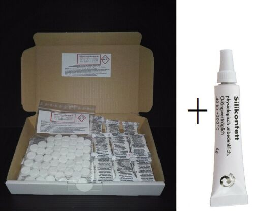 50 30 cleaning staff fat silicone for jura coffee machines
