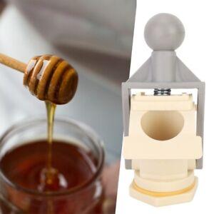 Quetschhahn-Ablaufhahn-Ablasshahn-Honigschleuder-Honig-Bienenstock-fuer-Imkerei
