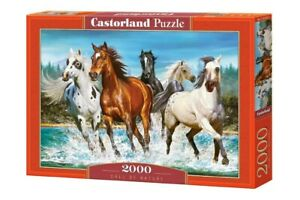 "Castorland Puzzle 2000 Pieces CALL OF NAT 92x68cm/ 36"" x 27"" Sealed box C-200702"